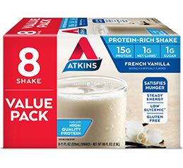 Vanilla Shake Value Pack