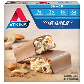 Coconut Almond Delight Bar