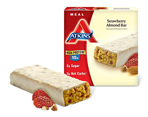 Strawberry Almond Bar