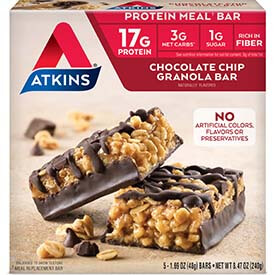 Atkins Caramel Chocolate Nut Roll Ingredients