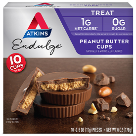 Endulge Peanut Butter Cup