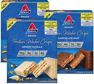 Protein Wafer Crisps Variety Pack