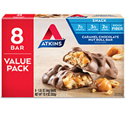 Picture of Caramel Chocolate Nut Roll Value Pack Packaging