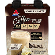 Picture of Vanilla Latte Iced Coffee Shake Packaging