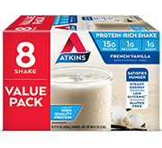 Picture of Vanilla Shake Value Pack Packaging