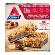 Click here to purchase Chocolate Peanut Butter Pretzel Bar