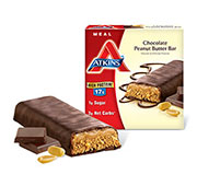 Chocolate Peanut Butter Bar [atk-025027.jpg] - Click for More Information