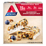 Picture of Blueberry Greek Yogurt Bar Packaging