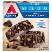 Triple Chocolate Bar [atk-035408.jpg] - Click for More Information