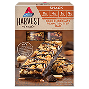 Harvest Trail Dark Chocolate Peanut Butter Bar [atk-041812.jpg] - Click for More Information