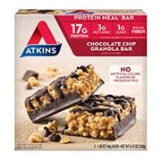 Chocolate Chip Granola Bar [atk-045063n.jpg] - Click for More Information