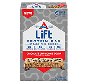 Lift Chocolate Chip Cookie Dough Protein Bar [atk-045704.jpg] - Click for More Information