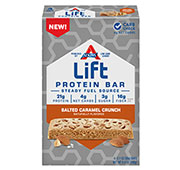 Lift Salted Caramel Crunch Protein Bar [atk-045711.jpg] - Click for More Information