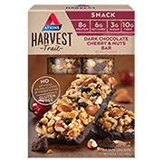 Harvest Trail Dark Chocolate Cherry & Nuts Bar [atk-045834.jpg] - Click for More Information