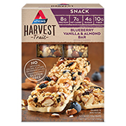 Harvest Trail Blueberry, Vanilla & Almond Bar [atk-045841.jpg] - Click for More Information