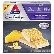 Picture of Endulge Lemon Tart Dessert Bar Packaging