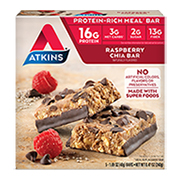 Raspberry Chia Bar [atk-055635.jpg] - Click for More Information