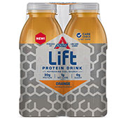 Lift Orange Protein Drink [atk-060417.jpg] - Click for More Information