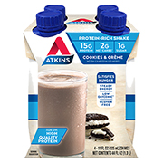 Picture of Cookies & Crème Shake Packaging