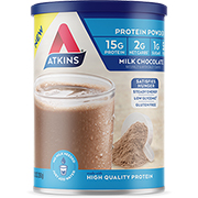 Picture of Chocolate Protein Powder Packaging