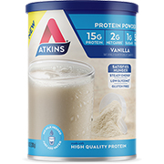 Picture of Vanilla Protein Powder Packaging