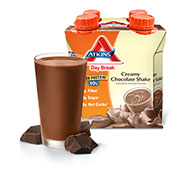 Click here to purchase Day Break Creamy Chocolate Shake