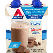 Milk Chocolate Delight Shake [atk-065016.jpg] - Click for More Information