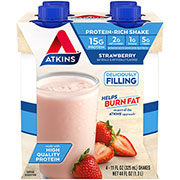 Picture of Strawberry Shake Packaging