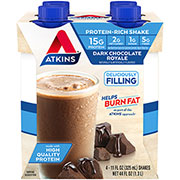 Dark Chocolate Royale Shake [atk-065108.jpg] - Click for More Information