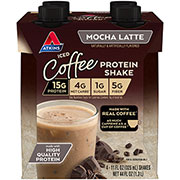 Picture of Mocha Latte Shake Packaging