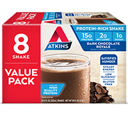 Picture of Dark Chocolate Royale Shake Value Pack Packaging