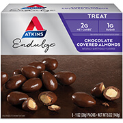 Picture of Endulge Chocolate Covered Almonds Packaging
