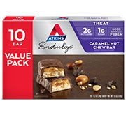 Picture of Endulge Caramel Nut Chew Bar Value Pack Packaging