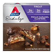 Picture of Endulge Pecan Caramel Clusters Packaging