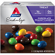 Picture of Endulge Chocolate Peanut Candies Packaging