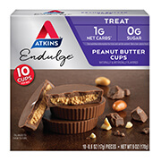 Picture of Endulge Peanut Butter Cup Packaging