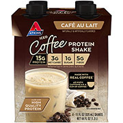 Picture of Café au Lait Iced Coffee Shake Packaging