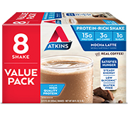Picture of Mocha Latte Shake Value Pack Packaging