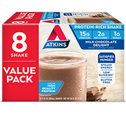 Picture of Milk Chocolate Delight Shake Value Pack Packaging
