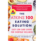 The Atkins 100 Eating Solution packaging image - Click for More Information