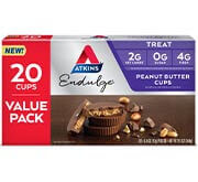 Picture of Endulge Peanut Butter Cup Value Pack Packaging