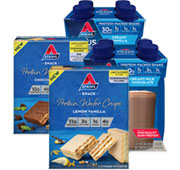 High Protein Bundle on the Go under the category  in Atkins. - Click for More Information