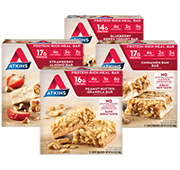 Classic Meal Bar Variety Pack [atk-vpclm.jpg] - Click for More Information